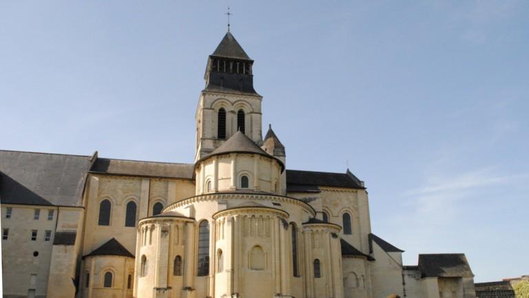 Abbaye de Fontevraud © CCO - EM