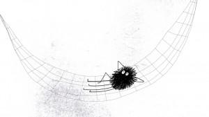 "Recherches graphiques ""Toile d'araignée"" © Natalia Chernysheva"