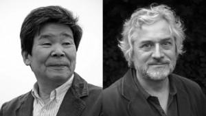 Photos de Isao Takahata et Michael Dudok de Wit