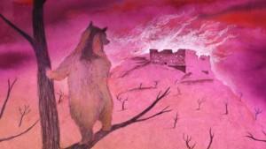 "Image du projet ""A bear named Wotjek"" © Iain Gardner"