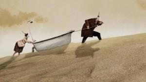 """Hollow land"" © Michelle et Uri Kranot"