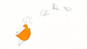"""Recherches graphiques pour le projet """"Les petites madeleines"""" © Marion Auvin"""