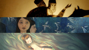 """""""Navozande"""" de Reza Riahi, """"Comme un fleuve"""" de Sandra Desmazières, """"Pachyderme"""" de Stéphanie Clément"""
