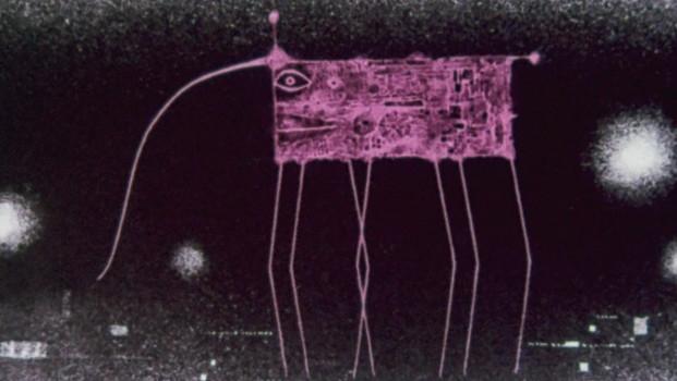 """L'araignéléphant"" de Piotr Kalmer, 1968 © INA et aaa"