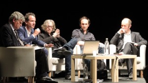 Rencontre professionnelle à Fontevraud, 2014 © ALN