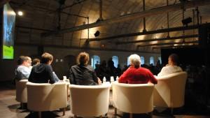 Rencontre professionnelle à Fontevraud, 2012 © CCO
