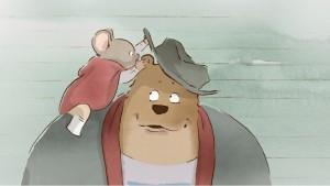 """Image du film """"Ernest et Célestine"""" réalisé par Stéphane Aubier, Vincent Patar et Benjamin Renner"""