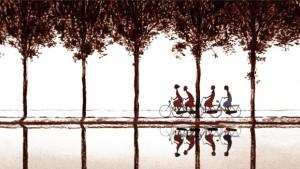 © Père et Fille, Michael Dudok de Wit, 2000