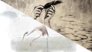 """© """"La Saison Pourpre"""" - Clémence Bouchereau et """"Drôles d'Oiseaux"""" - Charlie Belin"""