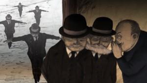 "© ""Franz Kafka, Un médecin de campagne"" de Koji Yamamura"