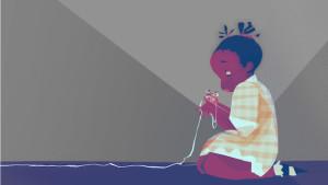 "Recherches graphiques pour le projet ""Uzi"" © Naddya Adhiambo Oluoch-Olunya"